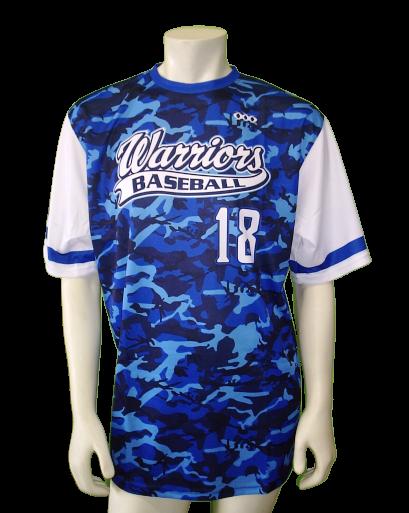 Baseball Uniforms Set